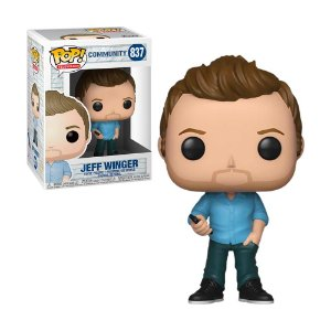 Boneco Jeff Winger 837 Community - Funko Pop!
