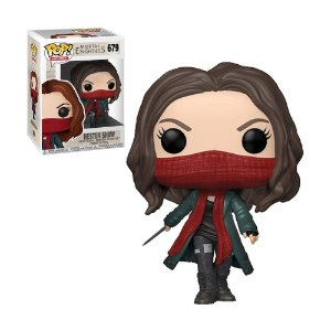 Boneco Hester Shaw 679 Mortal Engines - Funko Pop!