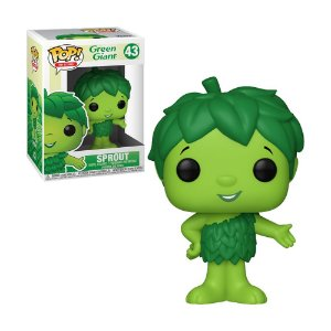 Boneco Sprout 43 Green Giant - Funko Pop!