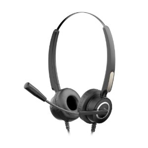 Headset Call Center HP DHE-8000 com fio - PC