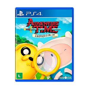 Jogo Adventure Time: As Investigações de Finn - PS4