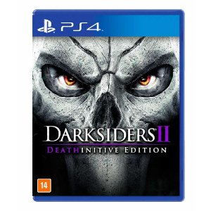 Jogo Darksiders II (Deathinitive Edition) - PS4