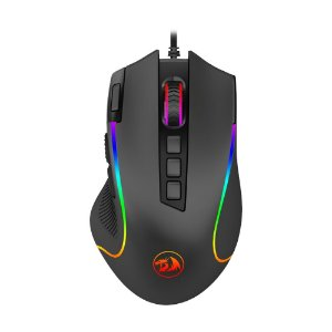Mouse Gamer Redragon Predator M612-RGB RGB 8000 DPI com fio