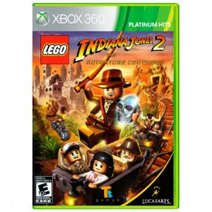 Jogo LEGO Indiana Jones 2: The Adventure Continues - Xbox 360