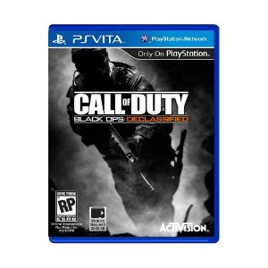 Jogo Call of Duty Black Ops: Declassified - PS Vita