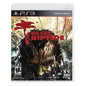 Jogo Dead Island Riptide - PS3