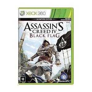 Jogo Assassin's Creed IV: Black Flag (Signature Edition) - Xbox 360