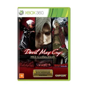 Jogo Devil May Cry: HD Collection - Xbox 360