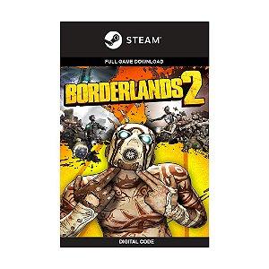 Jogo Borderlands 2 (Mídia Digital) - PC