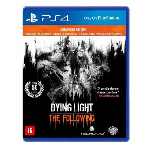 Jogo Dying Light: The Following (Enhanced Edition) - PS4