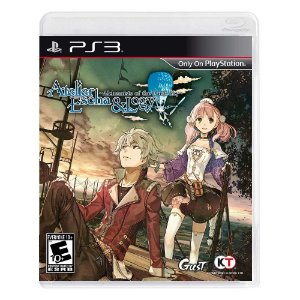Jogo Atelier Escha & Logy: Alchemists of the Dusk Sky - PS3