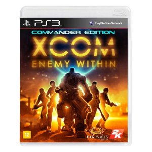 Jogo XCOM: Enemy Within Commander Edition - PS3