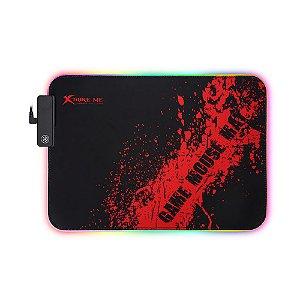 Mousepad Gamer Xtrike Me MP-602 RGB 350x250x3 mm