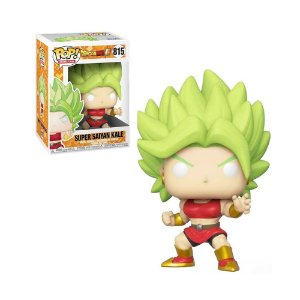 Boneco Super Saiyan Kale 815 Dragon Ball Z - Funko Pop!