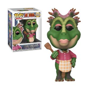 Boneco Fran Sinclair 960 Dinosaurs - Funko Pop!