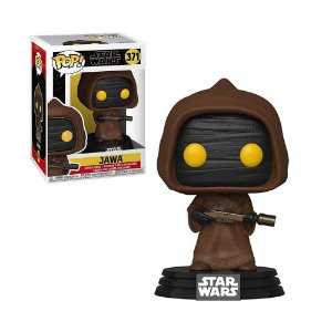 Boneco Jawa 371 Star Wars - Funko Pop!
