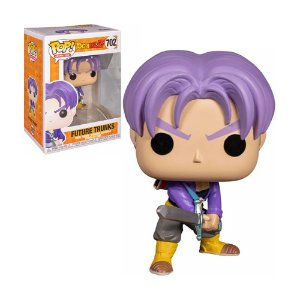 Boneco Future Trunks 702 Dragon Ball Z - Funko Pop!