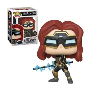 Boneco Black Widow 630 Marvel Avengers - Funko Pop!