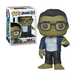 Boneco Hulk 575 Marvel Avengers - Funko Pop!