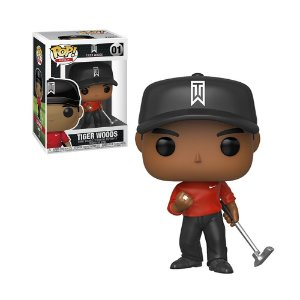 Boneco Tiger Woods 01 Tiger Woods - Funko Pop!