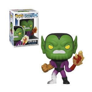 Boneco Super-Skrull 566 Fantastic Four - Funko Pop!