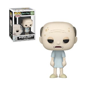 Boneco Hospice Morty 693 Rick And Morty - Funko Pop!