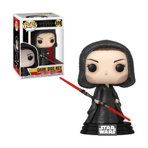 Boneco Dark Side Rey 359 Star Wars - Funko Pop!