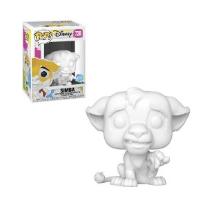 Boneco Simba 728 D.I.Y Disney - Funko Pop!