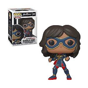Boneco Kamala Khan 631 Avengers - Funko Pop!