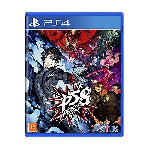 Jogo Persona 5 Strikers - PS4