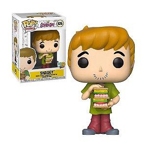 Boneco Shaggy 626 Scooby-Doo! - Funko Pop!