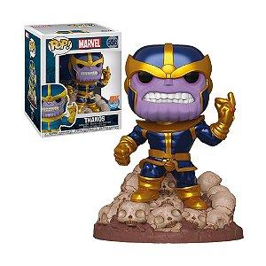 Boneco Thanos 556 Marvel (PX Previews Exclusive) - Funko Pop!