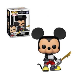 Boneco Mickey 489 Kingdom Hearts 3 - Funko Pop!