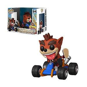 Boneco Crash Bandicoot 64 Crash Team Racing - Funko Pop!