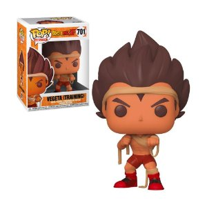 Boneco Vegeta (Training) 701 Dragon Ball Z - Funko Pop!