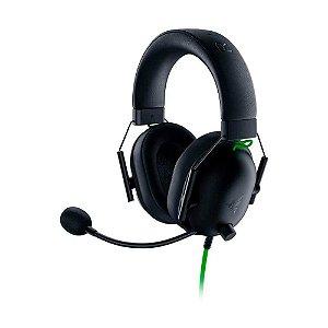 Headset Gamer Razer Blackshark V2 X 7.1 com fio - Multiplataforma