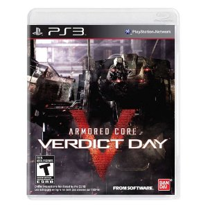 Jogo Armored Core: Verdict Day - PS3