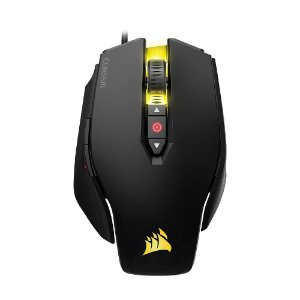 Mouse Gamer Corsair M65 Pro RGB Black 12000 DPI com fio