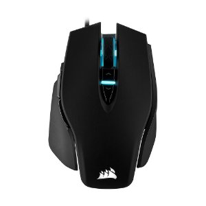 Mouse Gamer Corsair M65 RGB Elite Black 18000 DPI com fio
