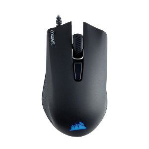 Mouse Gamer Corsair Harpoon RGB 6000 DPI com fio