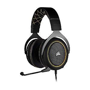 Headset Gamer Corsair HS60 PRO 7.1 com fio - Multiplataforma