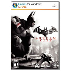 Jogo Batman: Arkham City - PC