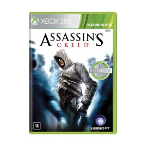 Jogo Assassin's Creed - Xbox 360