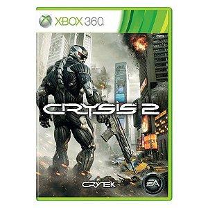 Jogo Crysis 2 - Xbox 360