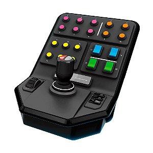Painel de Controle Logitech Heavy Equipment Side Painel - PC