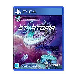 Jogo Spacebase Startopia - PS4