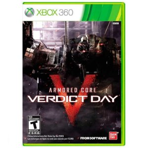 Jogo Armored Core: Verdict Day - Xbox 360
