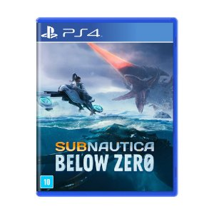 Jogo Subnautica: Below Zero - PS4
