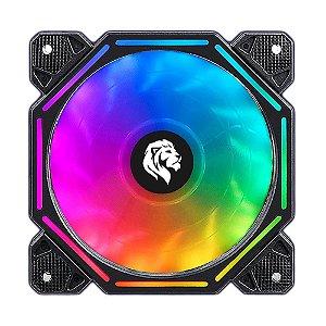 Fan HAYOM FC1303 LED 1100 RPM - PC