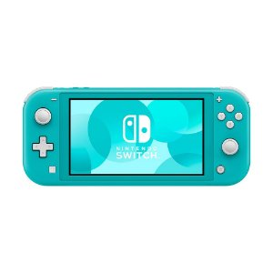 Console Nintendo Switch Lite Turquesa - Nintendo